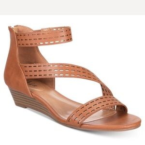 Style & Co Giordi Casual Platform Sandals